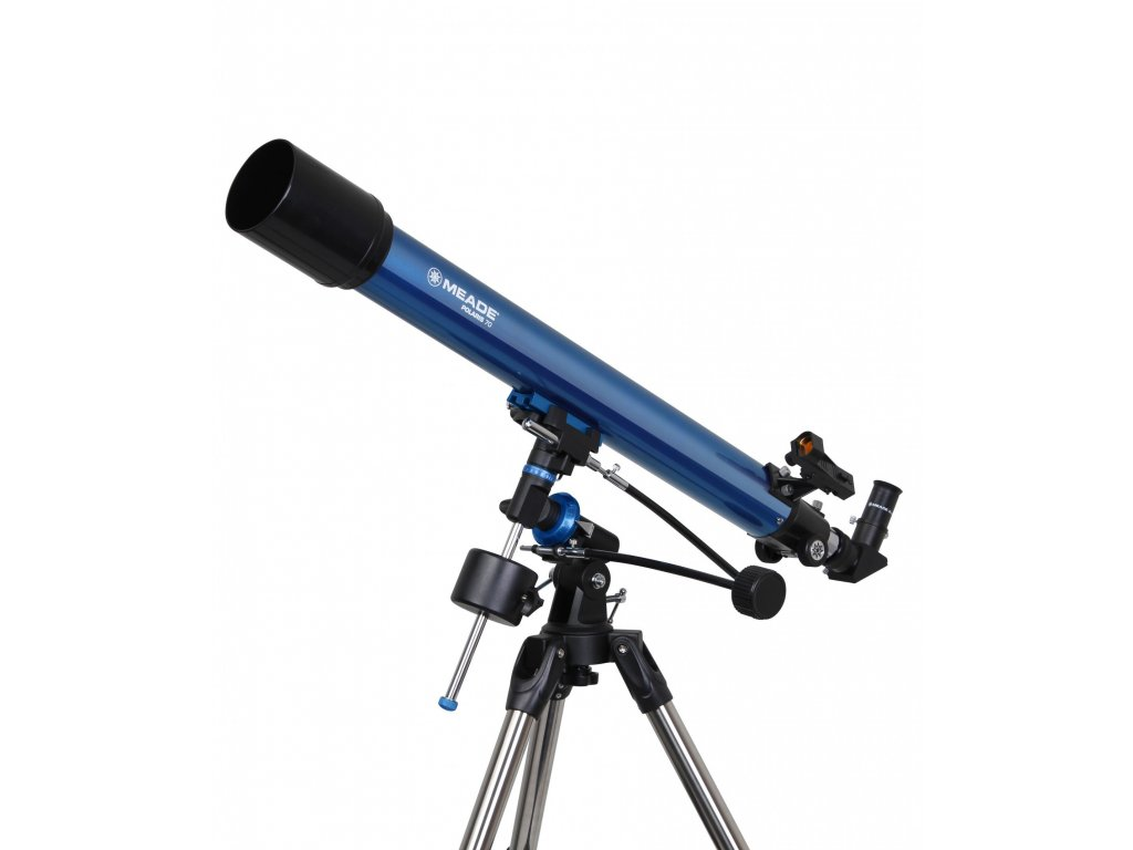 Teleskop Meade Polaris 70mm EQ Refractor