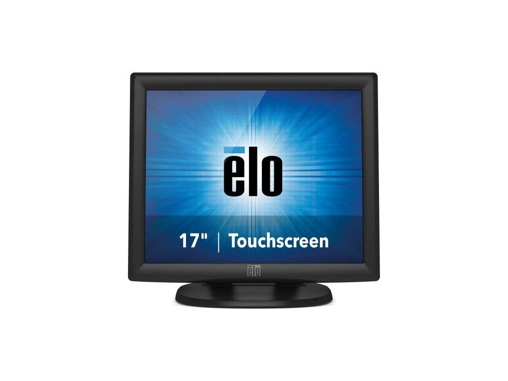 """Dotykový monitor ELO 1715L, 17"""" LED LCD, AccuTouch (SingleTouch), USB/RS232, VGA, matný, šedý"""
