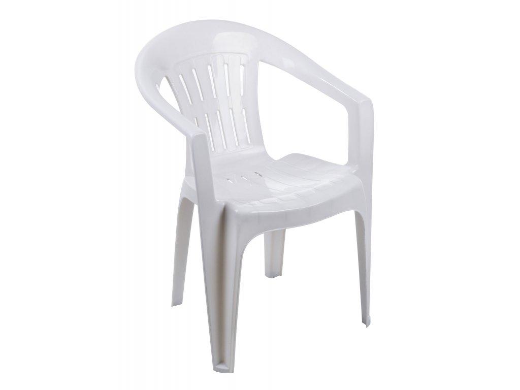 Plastová stolička G21 55,5 x 53,8 x 74,5 cm