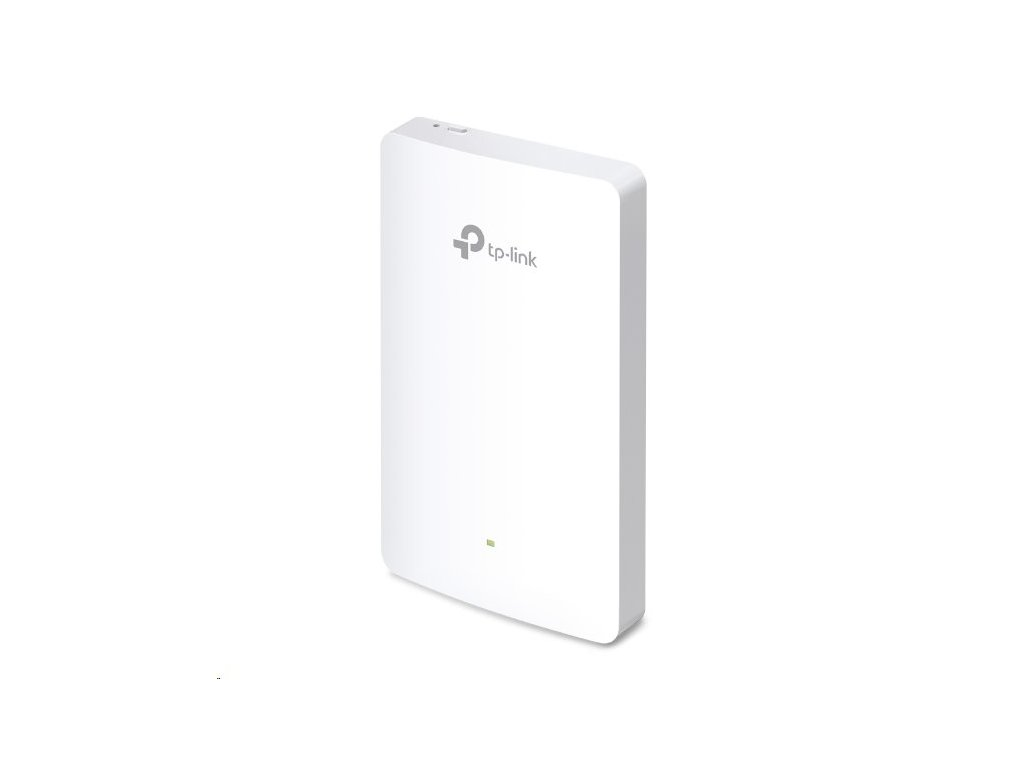 WiFi router TP-Link EAP225-wall AP/client/bridge/repeater, 3x Gigabit WAN, 2,4 a 5 GHz, AC1750