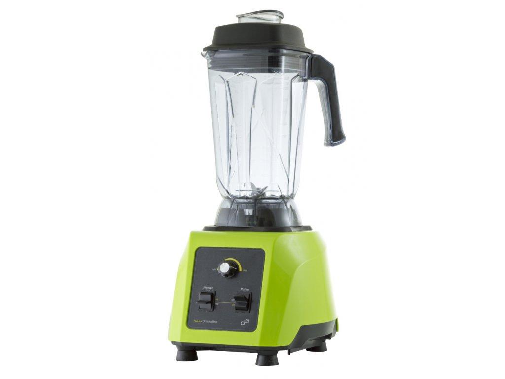 Blender G21 Perfect smoothie zelený