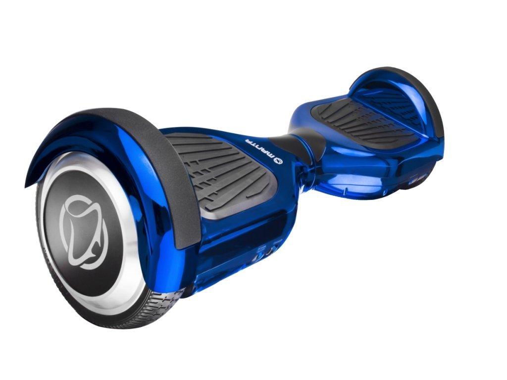13871 1 manta hoverboard scooter 6 5 2x350w viper ii modra msb9014