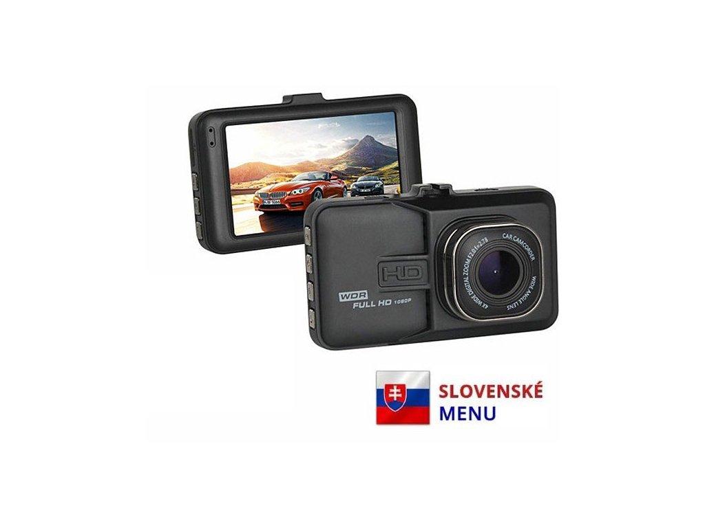 Full HD autokamera 3'' FH05