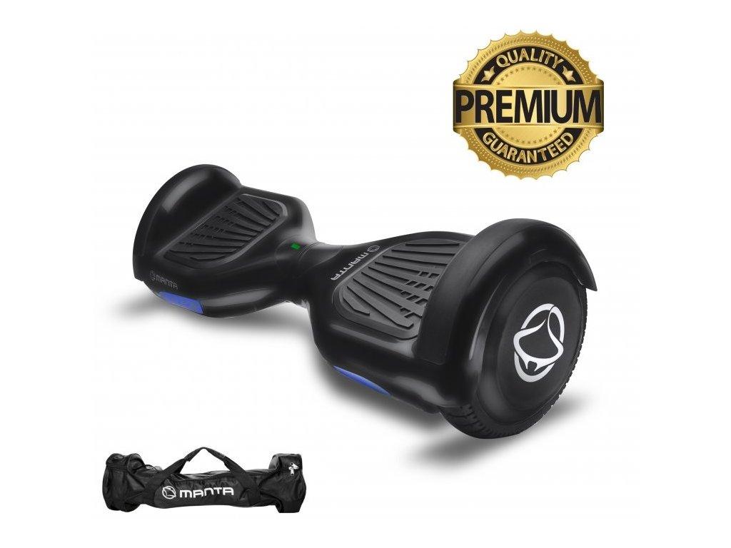 261 6 manta hoverboard scooter 6 5 2x350w viper cerna msb001
