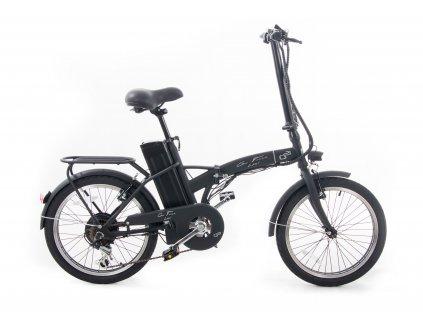 "Elektrobicykel G21 Lexi 20"" Graphite Black"
