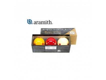Aramith Karambol Super Pro-Cup Prestige , 61,5 mm sada