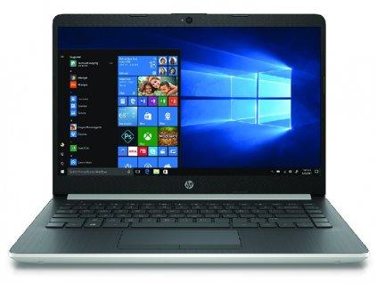 """Notebook HP 14-cf1000nc 14"""" FHD, i5-8265U, 4GB, 1TB+16GB, ATI Radeon 530, W10, strieborný"""