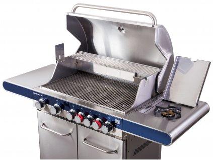 Plynový gril G21 Florida BBQ Premium line, Premium line, 7 horákov + zadarmo redukčný ventil