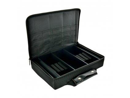 Púzdro na šípky ONE80 Master D-Box modré