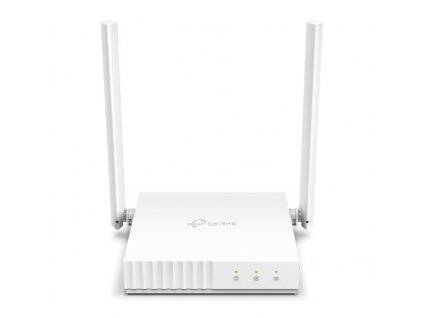 WiFi router TP-Link TL-WR844N AP/router/extender, 4x LAN, 1x WAN (2,4GHz, 802.11n) 300Mbps