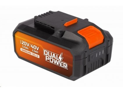 Batéria Powerplus POWDP9037 40 V, 2,5 Ah Li-Ion Samsung