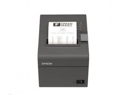 Tlačiareň Epson TM-T88V termálna, USB / Paralel, čierna