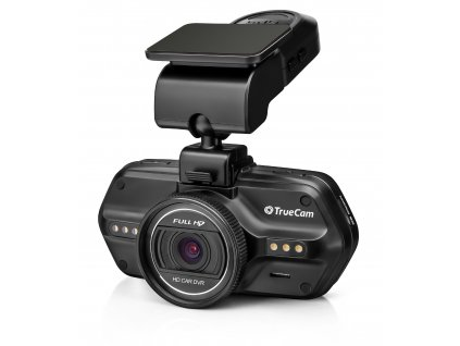 Kamera TrueCam A5s GPS (s detekciou radarov)
