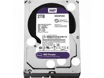 Western Digital Purple HDD 2TB