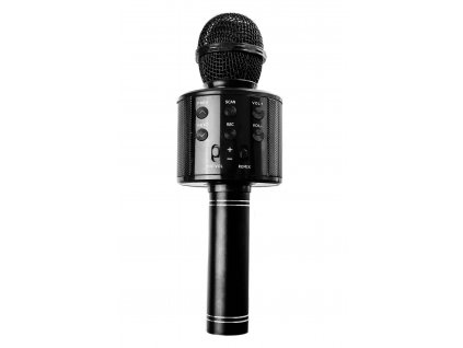 karaoke mikrofon ws 858 cierny