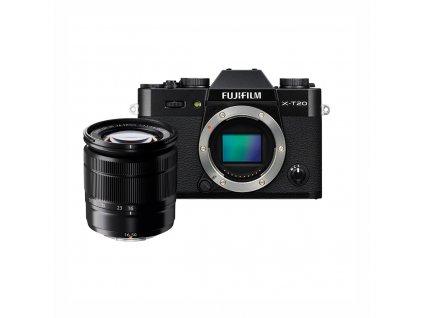 Digitálny fotoaparát Fujifilm X-T20 + XC16-50 Black
