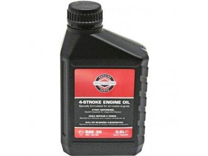 Olej Briggs & Stratton B&S  4-t, SAE 30 0,6 L. pro sekačky