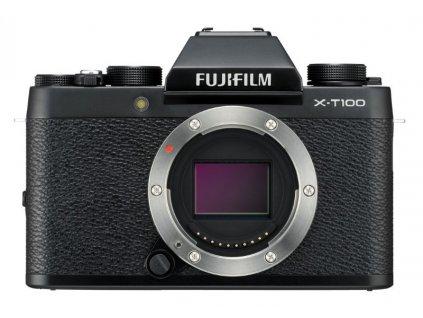 Digitálny fotoaparát Fujifilm X-T100 body black