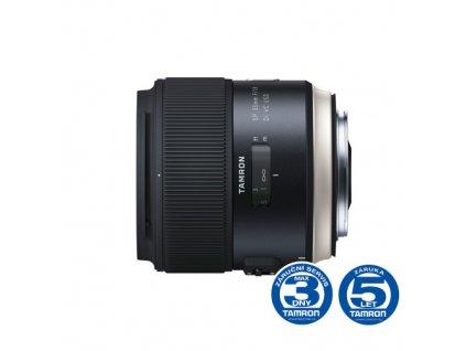 Objektív Tamron SP 45mm F/1.8 Di VC USD pre Nikon, rozbalené