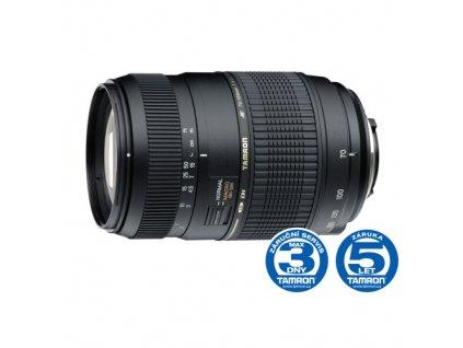 Objektív Tamron AF 70-300mm F/4-5.6 Di pro Canon LD Macro 1:2, rozbaleno