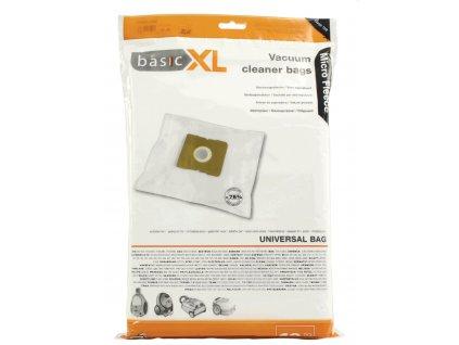 Sáčiky basicXL univerzální 10 ks + mikrofiltr