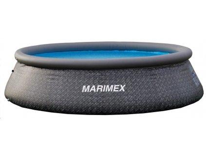 Bazén Marimex TAMPA 3,66 x 0,91 m RATAN bez filtrace