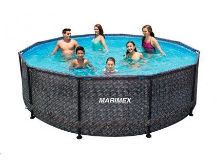 Bazén Marimex FLORIDA 4,57 x 1,32 m RATAN RATAN bez príslušenstva