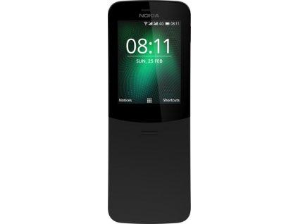Mobilný telefón Nokia 8110 (512 MB/4 GB) Single SIM, černý