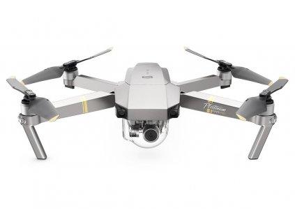 Dron DJI Mavic Pro, 4K kamera, Platinum version