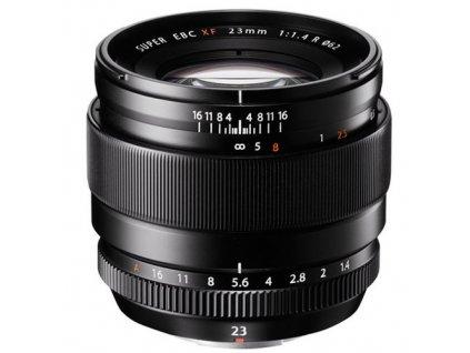 Objektív Fujifilm XF23 černý (ekvivalent 35mm)