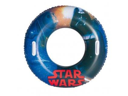 Kruh Bestway Star Wars - nafukovací, velký, průměr 91 cm