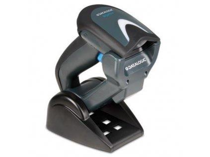 Čítačka Datalogic GD4410 Gryphon 2D, SR, černý, USB, stojánek