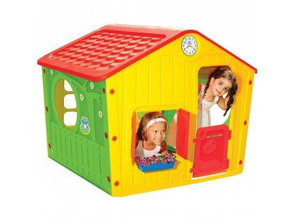 Záhradný domček Buddy toys BOT 1140 VILLAGE dětský