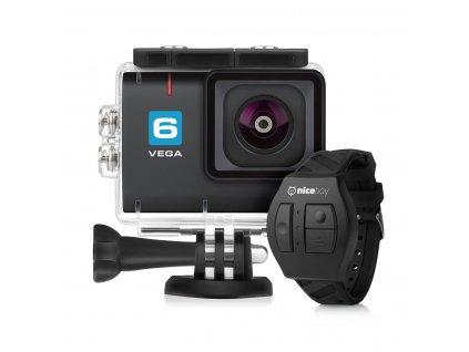 Kamera Niceboy VEGA 6 1080p@60fps, 12 Mpx, české menu