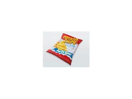 Lehátko Intex nafukovacie do vody Potato Chips