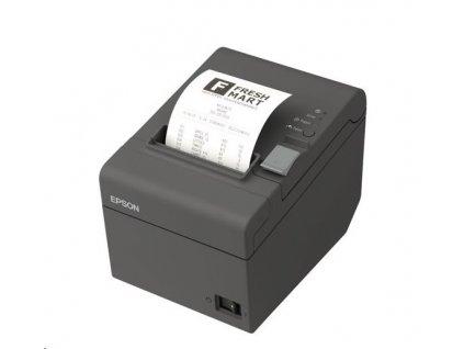 Tlačiareň Epson TM-T20II termálna USB / Serial, čierna