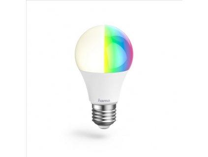 Žiarovka Hama WiFi LED E27 10 W, RGB, stmievateľná