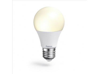 Žiarovka Hama WiFi LED E27 10 W, biela teplá / studená, stmievateľná