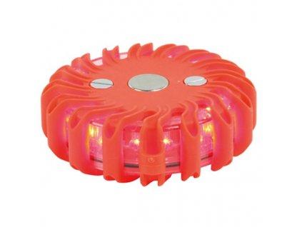 Svietidlo HQ nouzové výstražné světlo , vysocesvítivé LED, 9 funkcí, maják, voděodolné