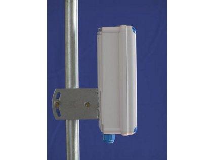 Outdoor box J&J Jirous GentleBox JC-219MCX se směrovou panelovou anténou 19dBi, 5GHz