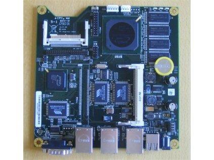 Základná doska PC Engines 2D13 (LX800 / 256 MB / 3 LAN / 1 miniPCI / USB / RTC battery)