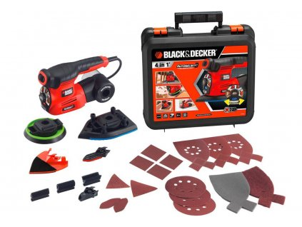 Multifunkčná brúska Black&Decker KA280K