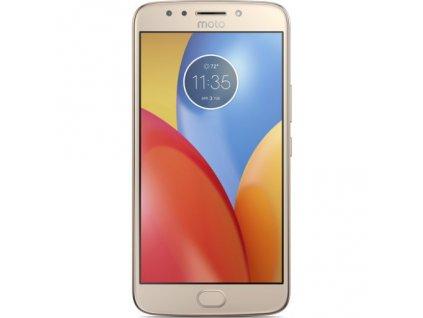 """Mobilný telefón Motorola Moto E5 Plus GSM 6"""", 3GB, 32GB, Andr., zlatý"""
