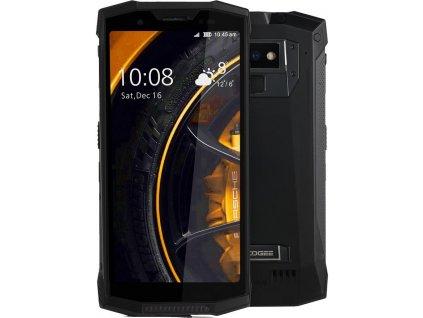 """Mobilný telefón DOOGEE S80 Lite 5,99"""",4GB, 64GB, Andr., oranžový"""