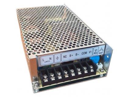 Zdroj Mean-well AD-55B průmyslový napájecí  24-29V (55W) se zálohovací funkcí