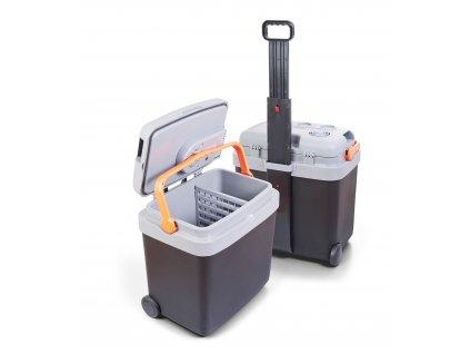 Autochladnička G21 C&W 33 litrov, 12/230 V