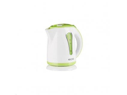 Rychlovarná kanvica ECG RK 1022 green bielo-zelená