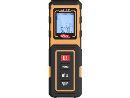 Laserový diaľkomer Optex LX-40 digitální