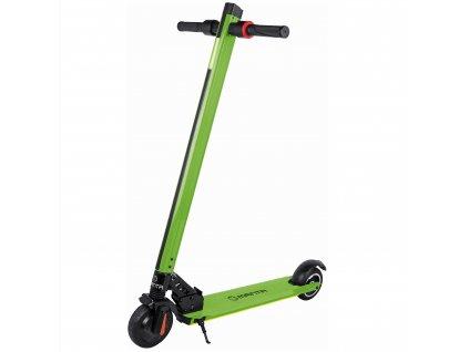 MES605 zelena kolobezka