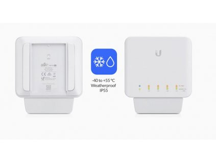 Switch Ubiquiti Networks USW-FLEX UniFi  Flex, PoE-In, 4x PoE-Out
